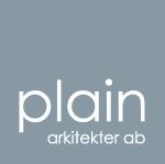 Plain Arkitekter Logotyp
